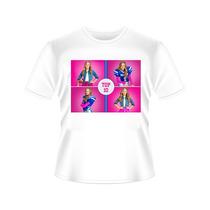 Camiseta Bella E Os Bulldogs Tradicional Ou Babylook