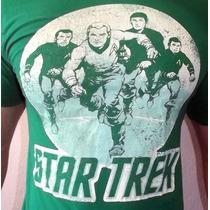 Camiseta Jornada Estrelas Star Trek Geek Nerd Vintage 80