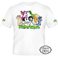 Camisa Camiseta Blusa Personalizada Turma Do Doki