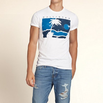 Camisetas 100% Originais Hollister, Abercombrie, Aeropostale