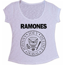 Blusa Flame Charlie Brown Jr Ramones Nirvana Linkin Park