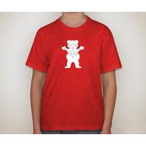 Camiseta Grizzly Griptape X Diamond Supply Co - Varias Cores