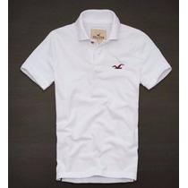 Camiseta Masculina Hollister E Outras Marcas 100%original