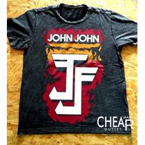 Camisetas John John,hollister,abercrombie,reserva,osklen!!!