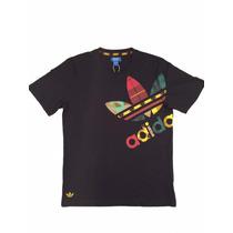 Camiseta Adidas Tamanho (m) Logo 100% Original