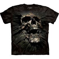Camisa 3d Caveira Breakthough Tam Xxl, Xxxl The Mountain