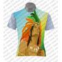 Camiseta Orixás - Caboclo - Xamã - Oxossi