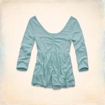 Camiseta Feminina Hollister Polo Tommy Blusa Abercrombie Gap