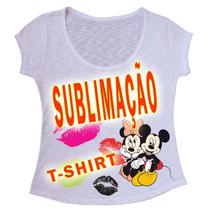 Camisetas Sublimação De Flame 100% Poliester T-shirts Lisas