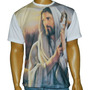 Camiseta Jesus Bom Pastor Religiosas Catolicas