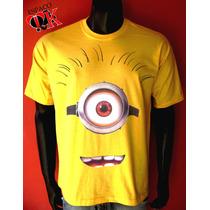 Camiseta Adulto Minions