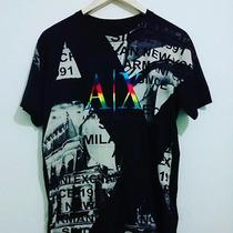 Camisa Masculina Armani Exchange Marca Dubai Outlet Revenda