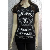 Camiseta Feminina - Jack Daniel