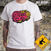 Camiseta De Banda - Stone Sour - Rock Club Ref.0981