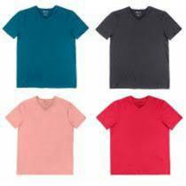 Camiseta Masculina Lote Com 20 Peças Tamanhos Variados Brexó