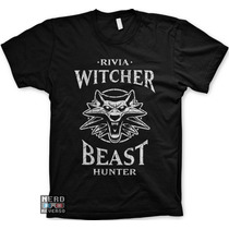 Camisetas The Witcher Gerald Rivia Ps4 Jogos Games