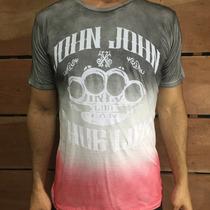 Camiseta John John | Fred Perry | Sergio K | Reserva Sale