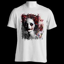 Camiseta Harley Quinn Batman Coringa Joker Imp Digital J133