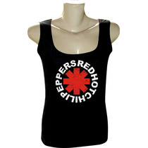Camiseta Regata Feminina Rock Bandas Red Hot Chili Peppers