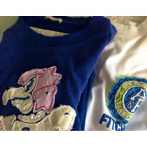 Camisas T-shirt A&f - Abercrombie E Fitch - L Large
