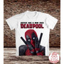 Camisetas Dead Pool Marvel Anti Heroí Justiceiro Punisher