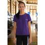 Camiseta Esportiva Feminina Anti-bactéria E Proteção Solar