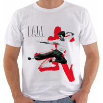 Camiseta Bruce Lee 3 - Dragao - Dragon - Artes Marciais