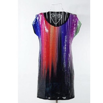 Blusa Bordada Mini Vestido Plus Size M G Gg Eg Div. Modelos