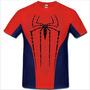 Camiseta Espetacular Homem Aranha - Amazing Spider Man 2012