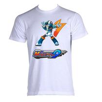 Camiseta Megaman Rock Man X 015