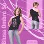 Do Dance Brasil - Blusa Com Estampas De Dança.