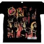Camiseta -slayer- Reign In Blood ( Nova)