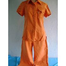 Conjunto Blusa E Calça