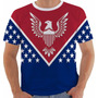 Camiseta Camisa Regata Baby Usa Eua Estados Unidos 37 Color