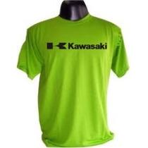 Camiseta Kawasaki Divertida Panico Engraçada Sátiras