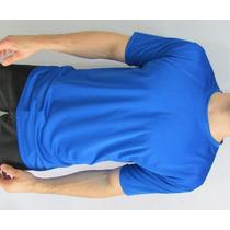 Camiseta Malha Fria T100%poliester Malha Inteligente Cores