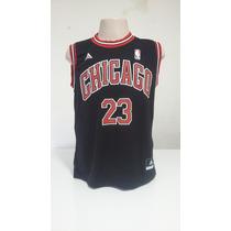 Regata Nba Chicago Bulls Michael Jordan 23 Basquetebol