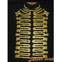 Camiseta Michael Jackson Jaqueta Dourada Lana Camisetas