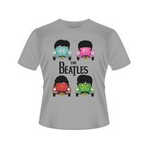 Camiseta Beatles 4 Fusca