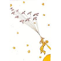 Camiseta Com Arte Do Pequeno Principe, Le Petit Prince