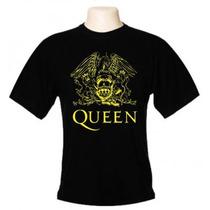 Camisa Banda Queen