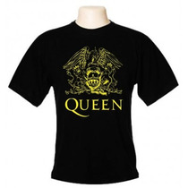 Camisa Banda Queen - Camiseta Rock,filmes,jogos