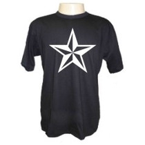 Camisetas Divertidas Panico Estrela Música Pop Star Rock Dj