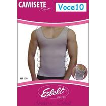 Camiseta Esbelt Modeladora - Corretor Postural - Com Anvisa