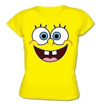 Camisetas Bob Sponja