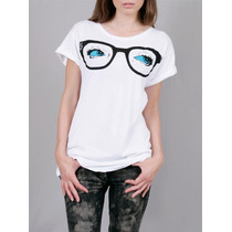 Blusa Peepers Oversized Abbey Dawn Avril Lavigne - Tam P