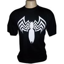 Camiseta Venom Homem Aranha