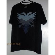 Camiseta Cavalera Preta M. Original