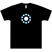 Camisa Super Heroi Homem De Ferro