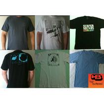 Camiseta Básica Hb - Hot Buttered - Original
